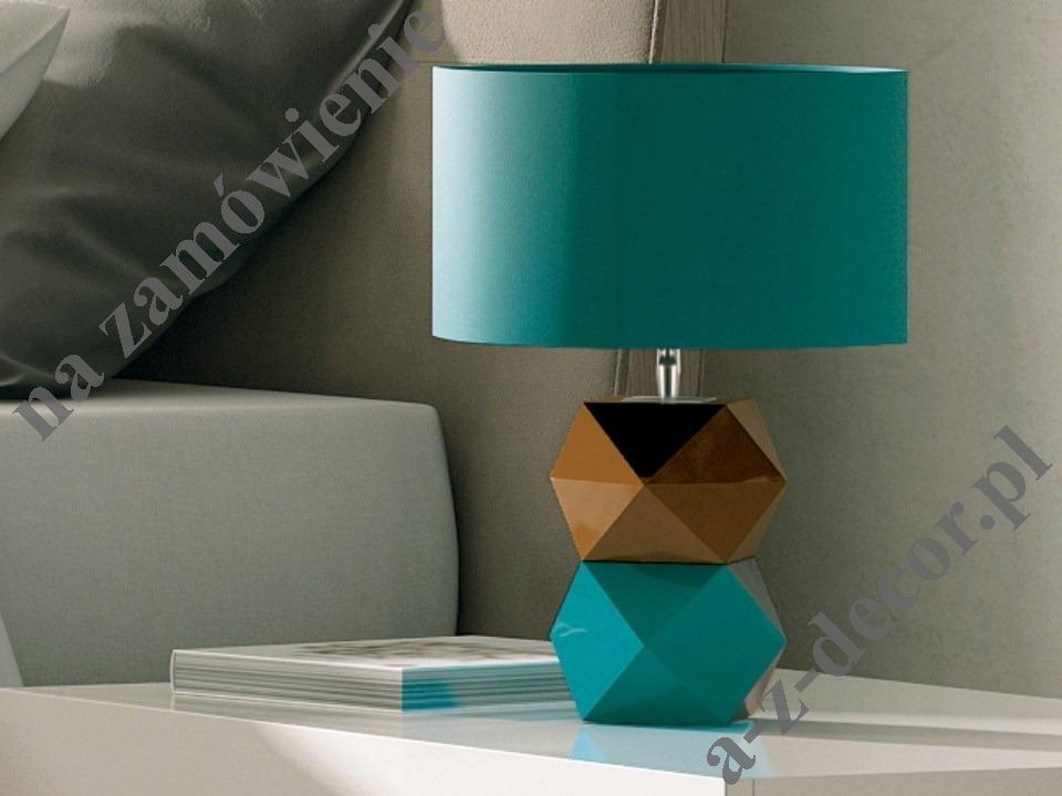 Nietypowy Okaz Lampka nocna DIAMS IA 27x27x40cm [AZ02645] | sklep internetowy A-Z DK67