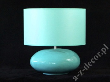 TURQUESA bedroom lamp 35x36cm [AZ02505]