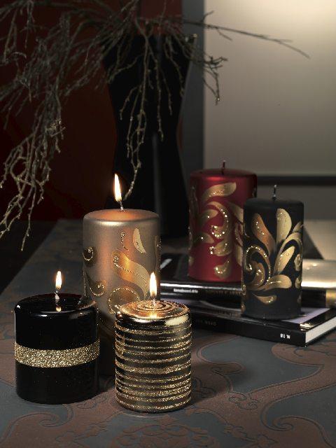 świeczki Ozdobne Włoskiej Firmy Fem Gwarancją Jakości
