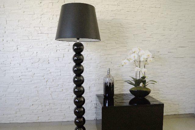 Wysokie stojące lampy podłogowe z ceramiki tylko w A Z Decor