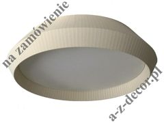 Beige OVNI plafond 80x23cm with diffuser [AZ02623]