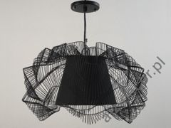 CELLANA black pendant lamp 45x27cm [AZ01914]