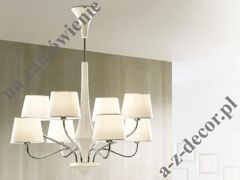 CONIC GLOSS ceiling lamp 75x71-96cm [723]