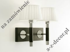 CONTRAST WENGUE double wall lamp 35x28cm [743]