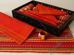 Cotton table set 19 pcs [AZ00489]