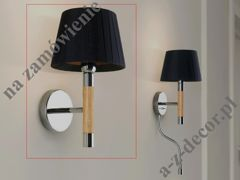 LOOP Carvalho black wall lamp 18x28cm [770]