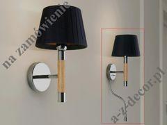 LOOP Carvalho wall lamp with LED 18x28-50cm [771]