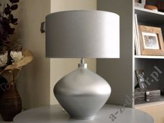 LUCIA silver table lamp 42x56cm [AZ02025]