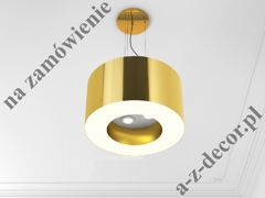 RING Gold suspension 70x50-150cm [2532]