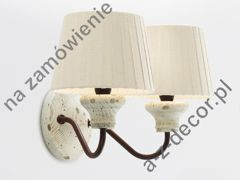 TURN RUSTICO double wall lamp 36x34cm [310]