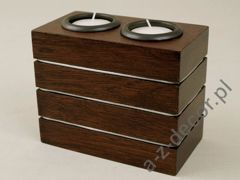 Tealight candle holder 14x7x11cm [AZ00394]