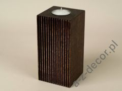 Tealight candle holder 8x15cm [AZ00593]