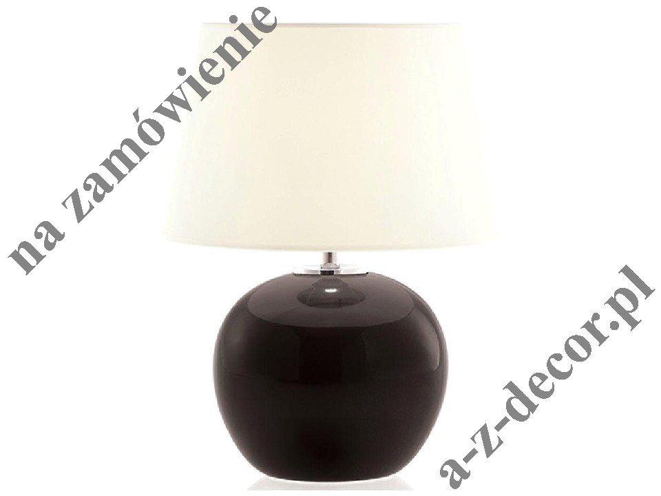 OSCAR black bedroom lamp 48cm [008218]