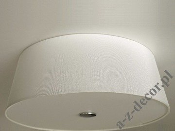 ARTY MATE BRANCO ceiling flush 40x14 with 40 cm diffuser. [AZ02586]