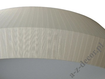 Beige OVNI plafond 80cm with diffuser [AZ02623]