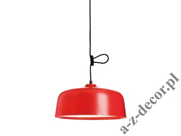 CANDEO red bright light lamp 38,8x38,8x18cm [494]