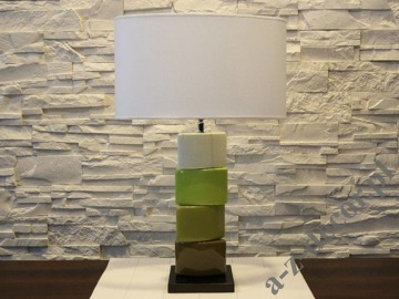 CHANELA VE table lamp 40x17x61cm [AZ02482]