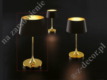 DELTA GOLD table lamp 35x65cm [739]