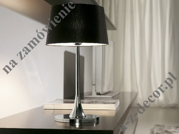 DELTA SILVER table lamp 35x64cm [2554]