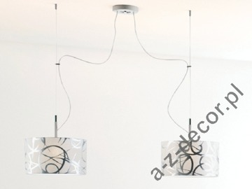DISK II double suspension 95x75-130cm [665]