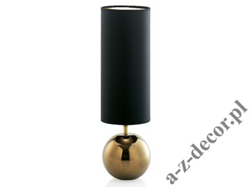 Dark gold NEVE bedroom lamp 52cm [AZ02242]