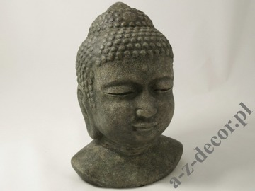 Earthenware Buddha head 22x19x30cm [AZ01121]