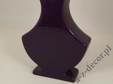 IVETTE violet bedroom lamp 35x24x50cm [AZ01103]