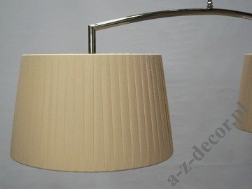 LOOP Carvalho beige double suspension 96-68x96cm AZ[02638]