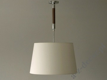 LOOP Chocolate pendant lamp 55x68-96cm [AZ02622]