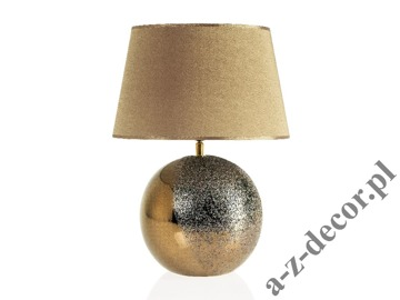 LUNA gold bedroom lamp 42cm [AZ02477]