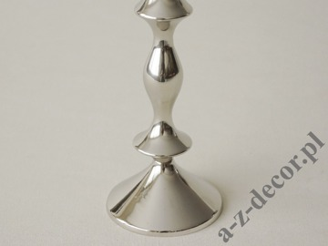 Metal candle holder 30cm [AZ01951]