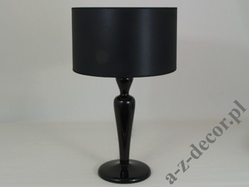 NIGRA wooden table lamp 59cm [AZ01116]