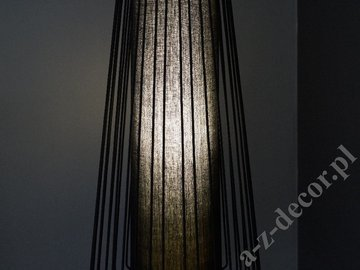 NOSTALGIA floor lamp 100cm black [AZ01602]