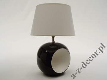 OLA gray ceramic bedroom lamp 38cm [AZ02254]