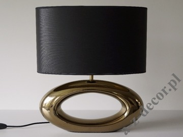 OREA dark gold bedroom lamp 47cm [AZ02500]