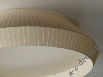 OVNI beige plafond 70cm with diffuser [AZ02666]