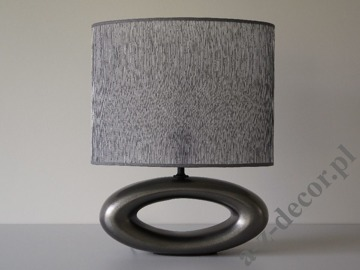 OYE dark gray bedroom lamp 38cm [AZ02503]