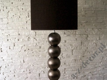 PERLA IX dark gold floor lamp 50x170cm [AZ02563]