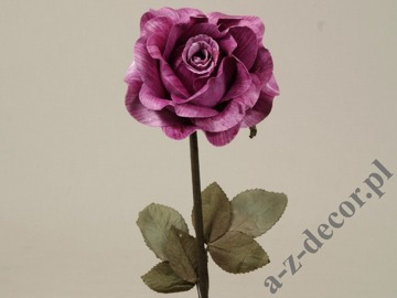 Plum antique rose 59cm [AZ01706]