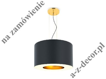 RING Black-Gold suspension 70x50-150cm [2535]