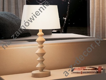 ROLL NATURA table lamp 40x74cm [242]