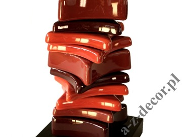 Red CAREA table lamp 40x60cm [AZ01846]