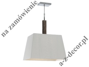 SMOOTH EBANO suspension lamp 50x70-95 [2511]