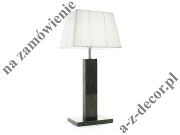 SMOOTH Wengue bedroom lamp 20x44cm [000133]