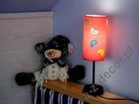 TEDDY bedroom lamp 34cm [AZ00179]