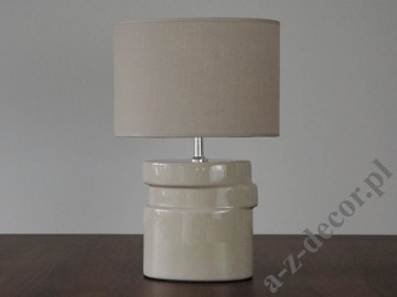 TORRE cappuccino bedroom lamp 38cm [AZ02504]