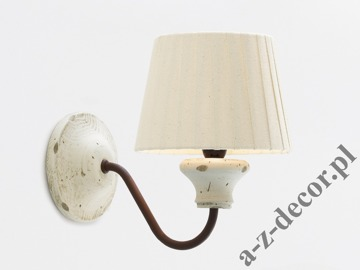 TURN RUSTICO wall lamp 22x25cm [AZ02578]