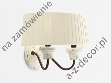TURN RUSTICO wall lamp 35x34cm [311]