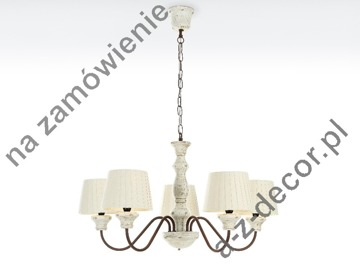 TURN Rustico ceiling lamp 75cm [000304]