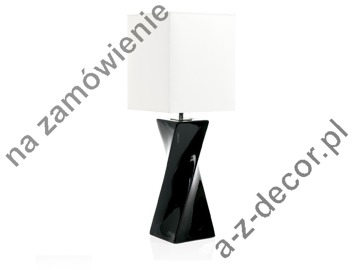 TWISS BW table lamp  25x73cm